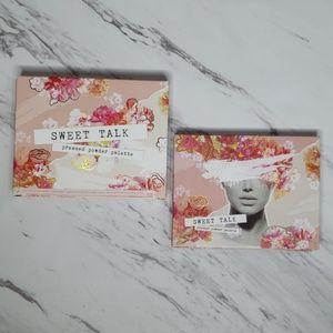 Colourpop Makeup - Colourpop Sweet Talk Palette